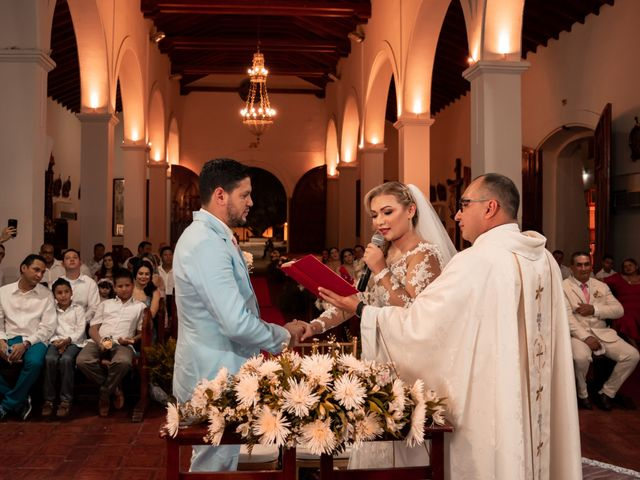 El matrimonio de Juan y Gloria en Valledupar, Cesar 36