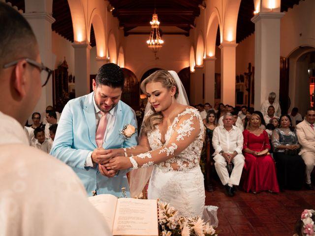 El matrimonio de Juan y Gloria en Valledupar, Cesar 38