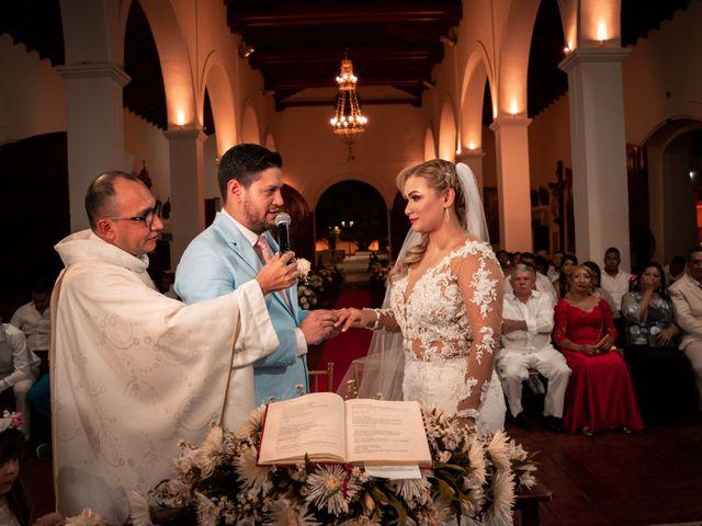 El matrimonio de Juan y Gloria en Valledupar, Cesar 41