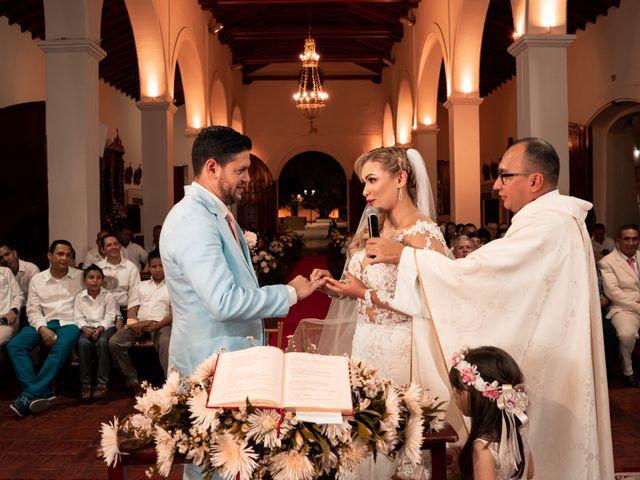 El matrimonio de Juan y Gloria en Valledupar, Cesar 42