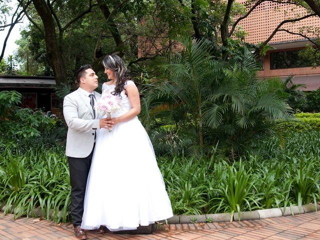 El matrimonio de Marlon y Johana en Medellín, Antioquia 1