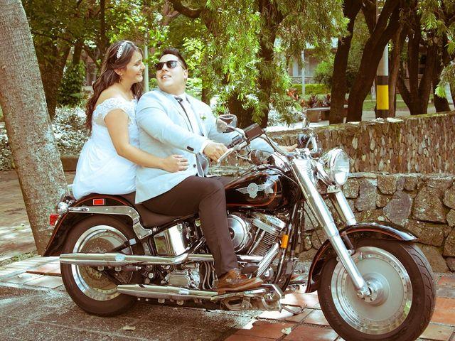El matrimonio de Marlon y Johana en Medellín, Antioquia 19