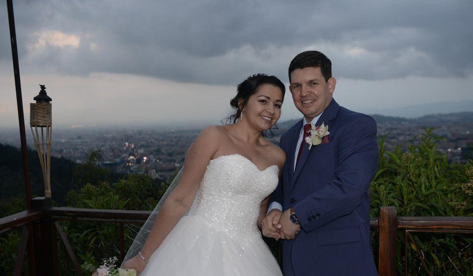 El matrimonio de Andrés Felipe  y Luisa Fernanda  en Bogotá, Bogotá DC