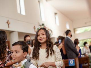 El matrimonio de Paula y Daniel  1