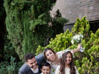 El matrimonio de Paula y Daniel  2