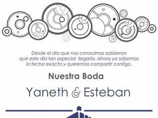 El matrimonio de Yanet y Esteban 3