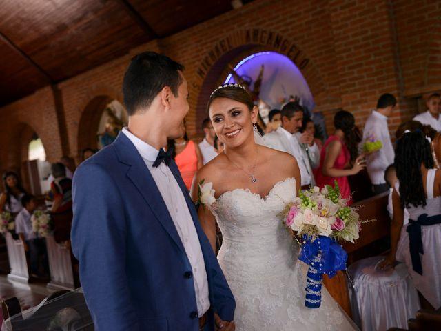 El matrimonio de Esteban y Yanet en Pereira, Risaralda 48