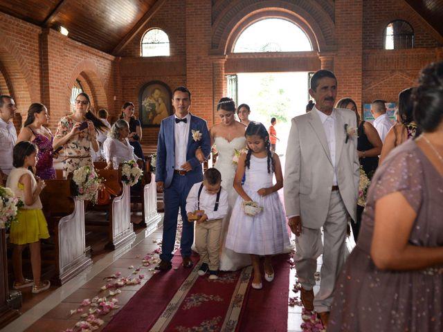 El matrimonio de Esteban y Yanet en Pereira, Risaralda 49