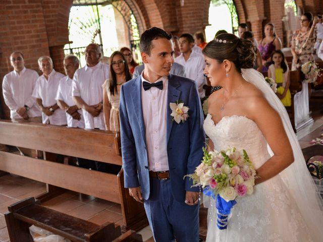 El matrimonio de Esteban y Yanet en Pereira, Risaralda 50