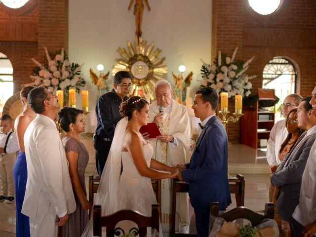El matrimonio de Esteban y Yanet en Pereira, Risaralda 52