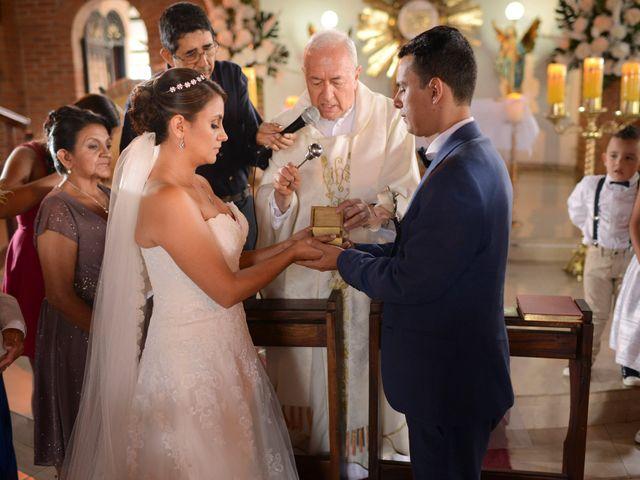 El matrimonio de Esteban y Yanet en Pereira, Risaralda 54