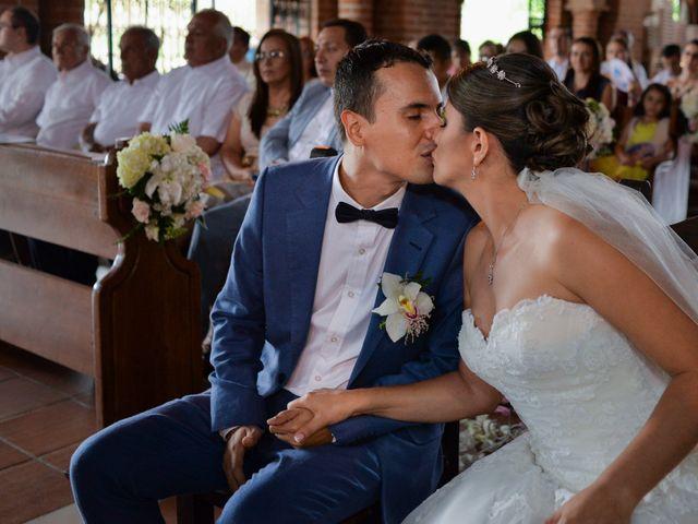 El matrimonio de Esteban y Yanet en Pereira, Risaralda 58