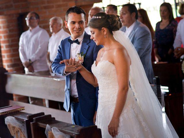 El matrimonio de Esteban y Yanet en Pereira, Risaralda 59