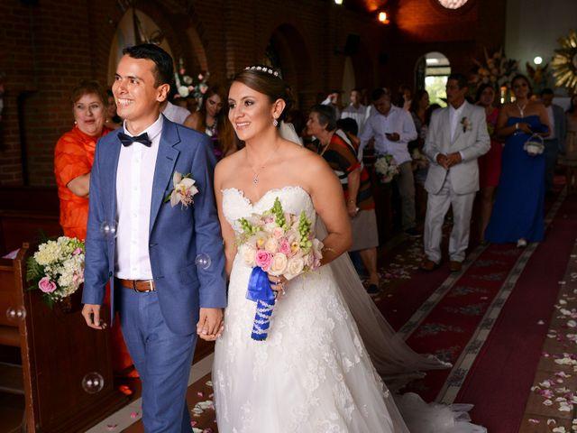 El matrimonio de Esteban y Yanet en Pereira, Risaralda 60