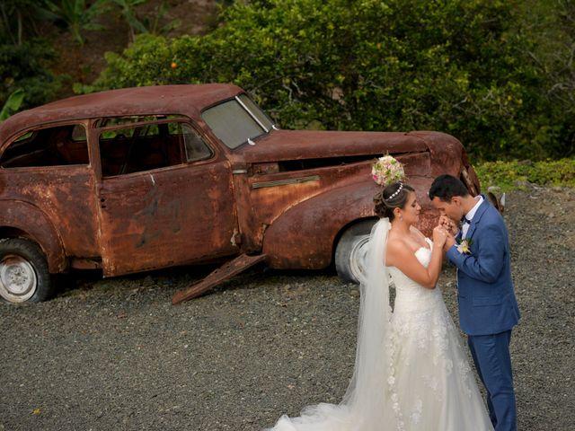 El matrimonio de Esteban y Yanet en Pereira, Risaralda 79