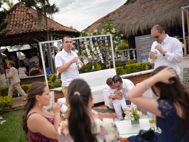 El matrimonio de Esteban y Yanet en Pereira, Risaralda 90
