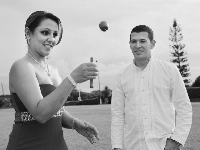 El matrimonio de Esteban y Yanet en Pereira, Risaralda 99
