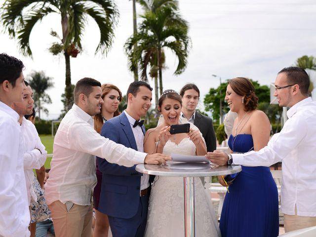 El matrimonio de Esteban y Yanet en Pereira, Risaralda 101