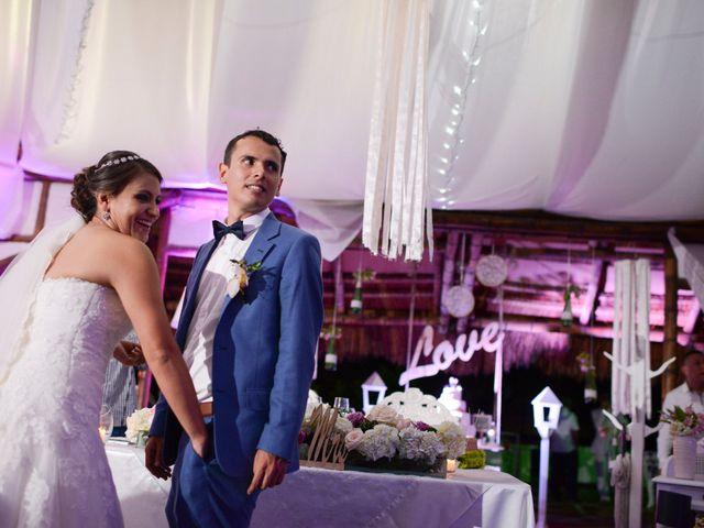El matrimonio de Esteban y Yanet en Pereira, Risaralda 121