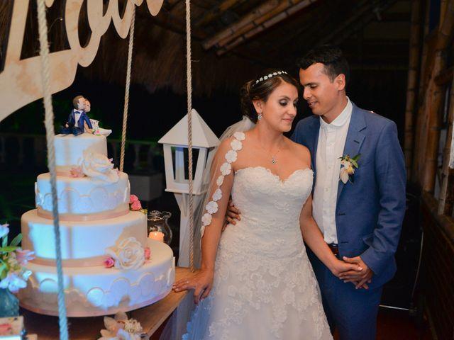 El matrimonio de Esteban y Yanet en Pereira, Risaralda 122