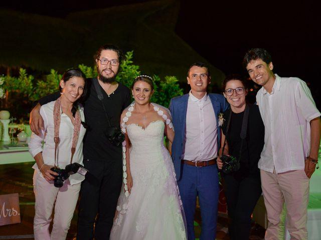 El matrimonio de Esteban y Yanet en Pereira, Risaralda 123