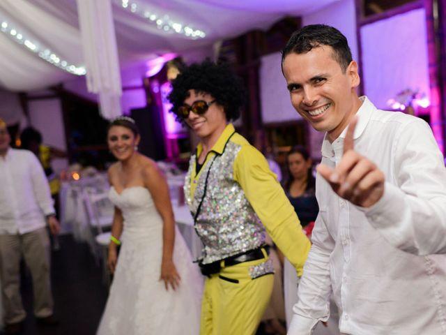 El matrimonio de Esteban y Yanet en Pereira, Risaralda 131