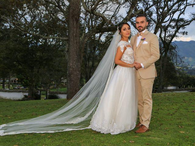El matrimonio de Karen y Nico