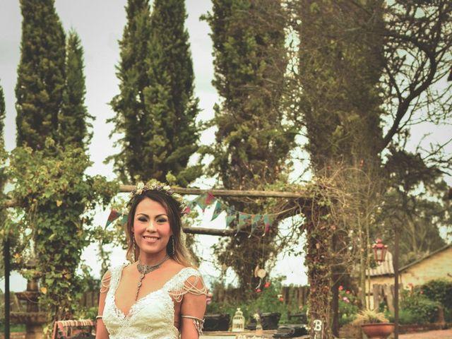El matrimonio de Rafael y Isabel en Sopó, Cundinamarca 23
