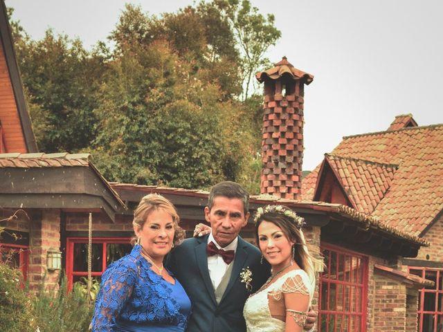 El matrimonio de Rafael y Isabel en Sopó, Cundinamarca 24