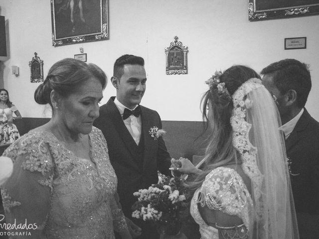 El matrimonio de Rafael y Isabel en Sopó, Cundinamarca 25