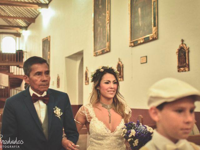 El matrimonio de Rafael y Isabel en Sopó, Cundinamarca 27