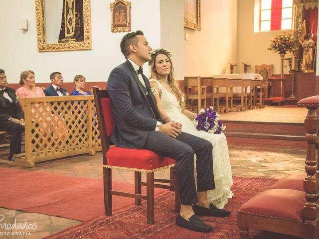 El matrimonio de Rafael y Isabel en Sopó, Cundinamarca 31