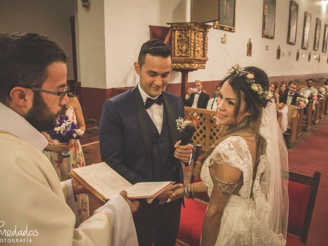 El matrimonio de Rafael y Isabel en Sopó, Cundinamarca 32