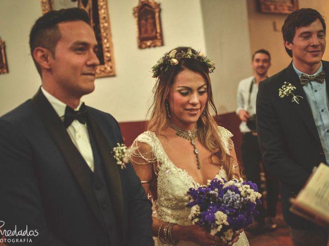 El matrimonio de Rafael y Isabel en Sopó, Cundinamarca 35