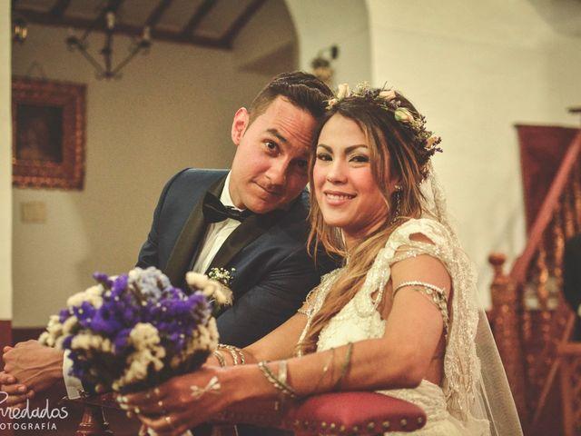 El matrimonio de Rafael y Isabel en Sopó, Cundinamarca 36
