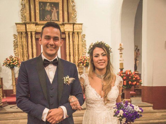 El matrimonio de Rafael y Isabel en Sopó, Cundinamarca 38
