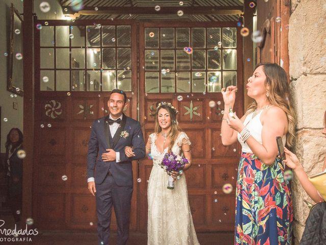 El matrimonio de Rafael y Isabel en Sopó, Cundinamarca 40