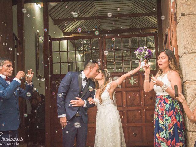 El matrimonio de Rafael y Isabel en Sopó, Cundinamarca 42