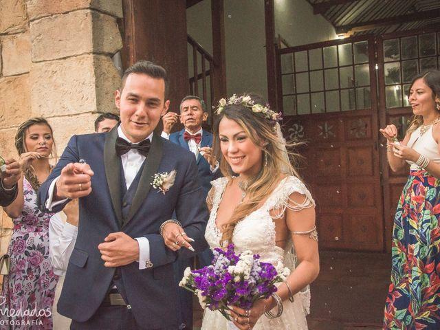 El matrimonio de Rafael y Isabel en Sopó, Cundinamarca 44
