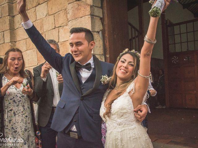 El matrimonio de Rafael y Isabel en Sopó, Cundinamarca 45