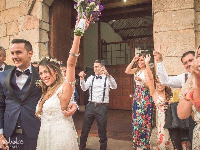 El matrimonio de Rafael y Isabel en Sopó, Cundinamarca 46