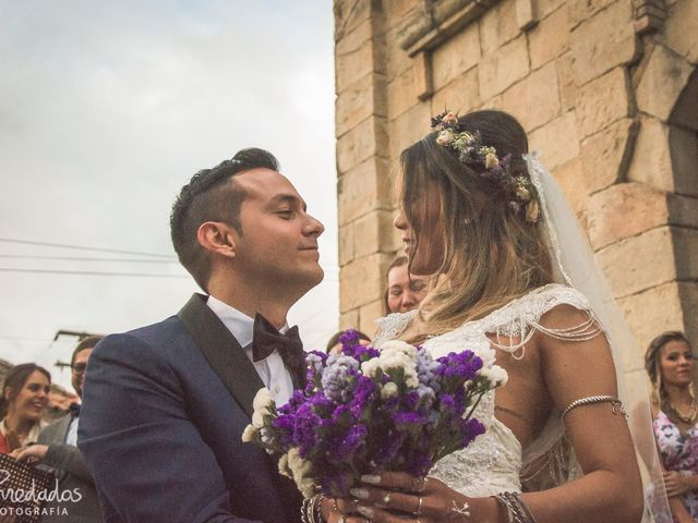 El matrimonio de Rafael y Isabel en Sopó, Cundinamarca 47