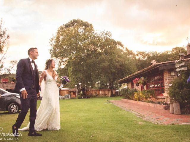 El matrimonio de Rafael y Isabel en Sopó, Cundinamarca 48
