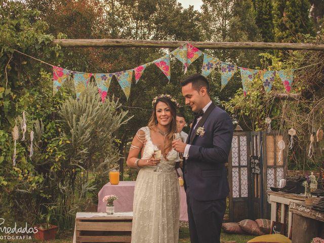 El matrimonio de Rafael y Isabel en Sopó, Cundinamarca 51