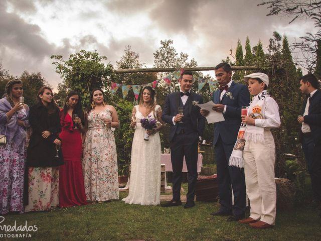 El matrimonio de Rafael y Isabel en Sopó, Cundinamarca 52