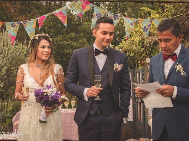 El matrimonio de Rafael y Isabel en Sopó, Cundinamarca 53