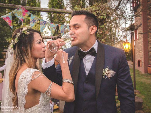 El matrimonio de Rafael y Isabel en Sopó, Cundinamarca 55