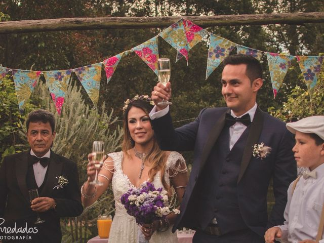 El matrimonio de Rafael y Isabel en Sopó, Cundinamarca 56