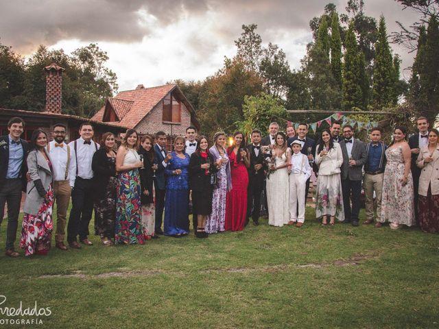 El matrimonio de Rafael y Isabel en Sopó, Cundinamarca 57