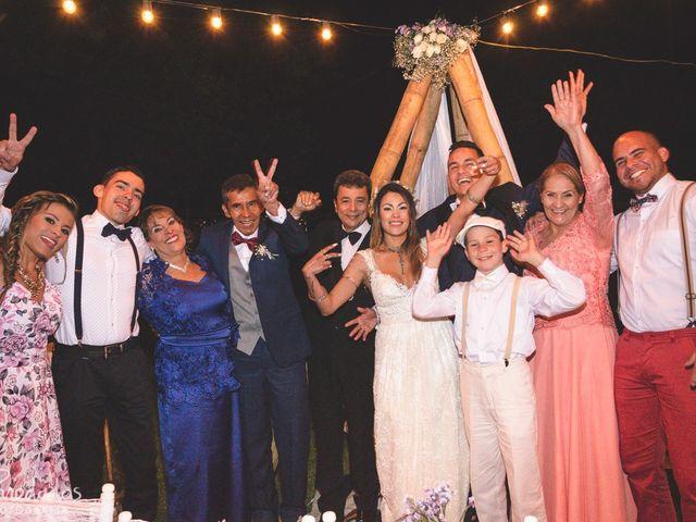 El matrimonio de Rafael y Isabel en Sopó, Cundinamarca 73